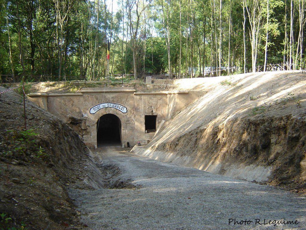 Découvrez le Fort de Saint-Héribert