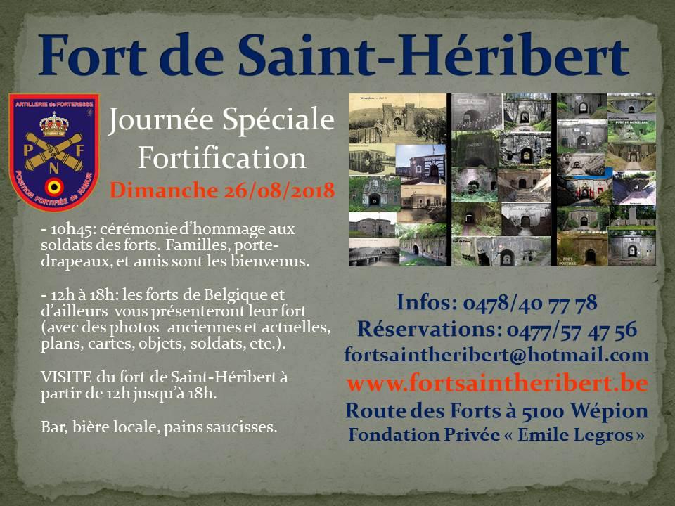 Journée Spéciale Fortification